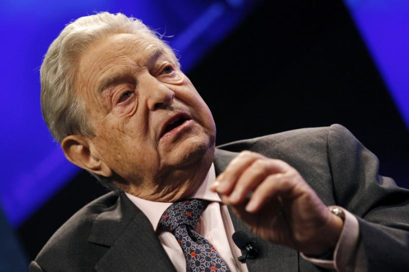 George Soros, $14.5 billion, Soros Fund Management