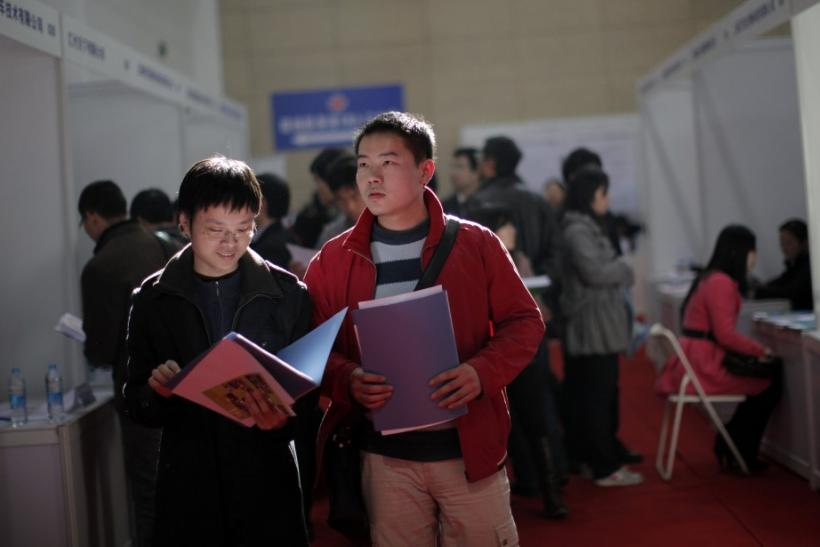 China aims to host 500,000 international students by 2020.
