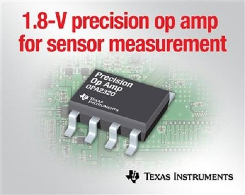A Sensor Measurement Chip of Texas Instruments