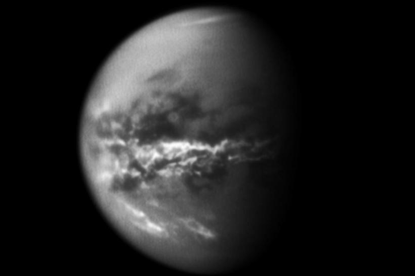 Equatorial Titan Clouds