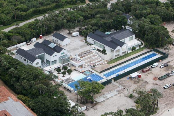 Tiger woods 39 ex wife elin nordegren buys new home for 12 Images of tiger woods house