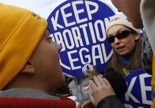 Abortion rates higher in countries with stricter anti-abortion laws