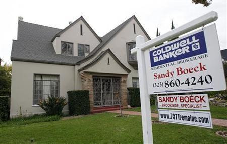 November US New Home Sales Climb 4.4%