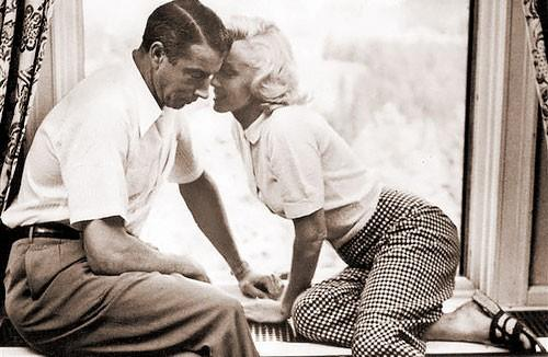 Joe and Marilyn-2