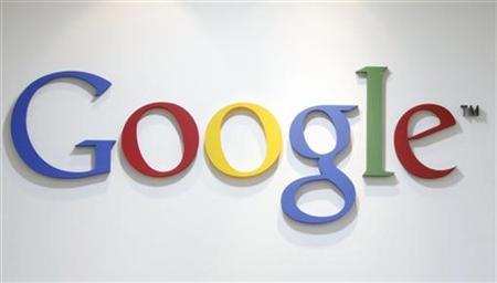 File photo of Google Inc's logo