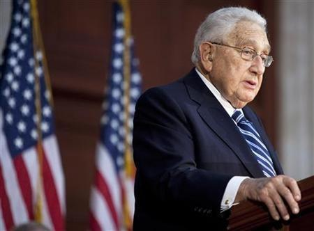Henry Kissinger Hospitalized in New York
