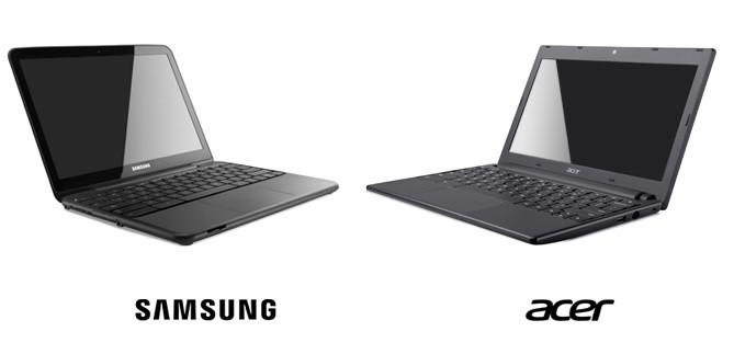 Chromebook vs MacBook Air