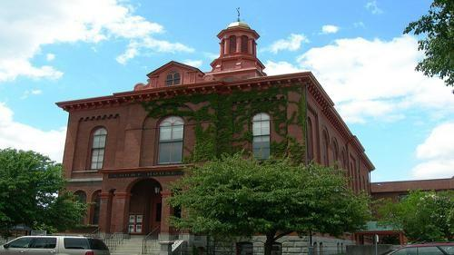 The Cheshire County Courthouse