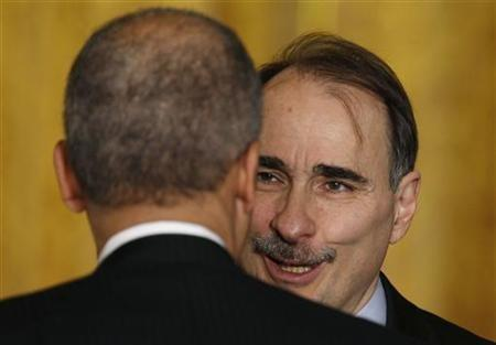 White House Senior Adviser David Axelrod