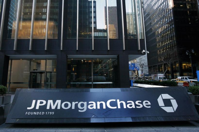 JP Morgan Chase bank logo
