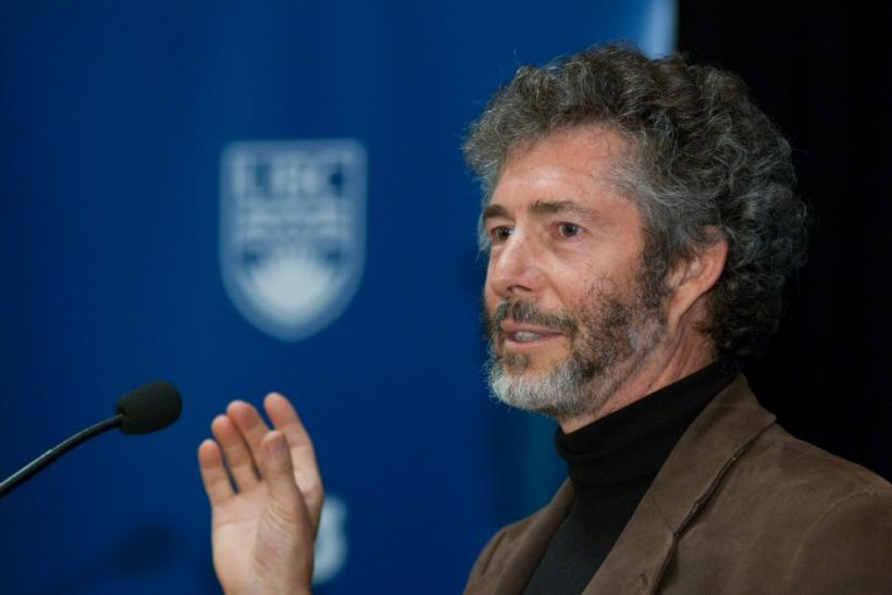 Stanford Professor David Cheriton