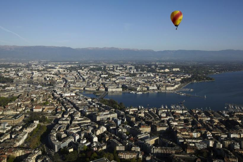 No. 10 Geneva, Switzerland