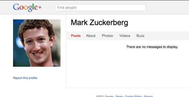 Zuckerberg Returns to the Top of Google+ (Much Happier)