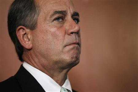 Twitter Mocks Boehner For Saying Impasse 'Isn't Some Damn Game'