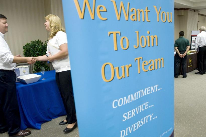 'Hiring our Heroes' Job Fair In Ashburn, Va.