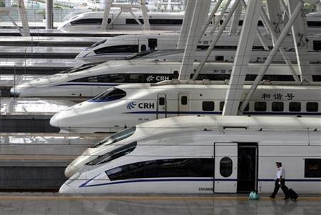 High Speed Rail: Next Big Investment Play?