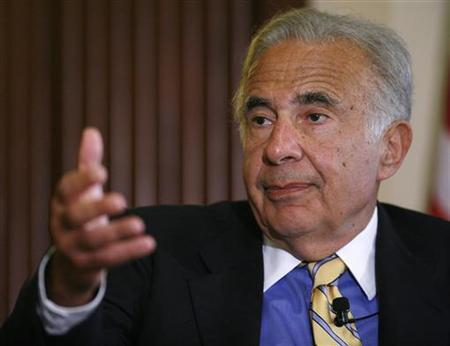 It's Carl Icahn Vs Transocean In Proxy Battle