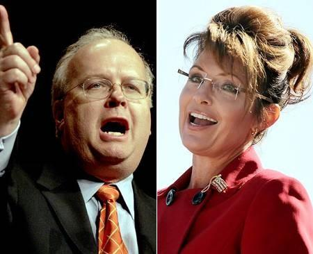 Karl Rove believes Sarah Palin will run for president.
