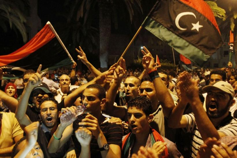 Libya: Fall of Tripoli