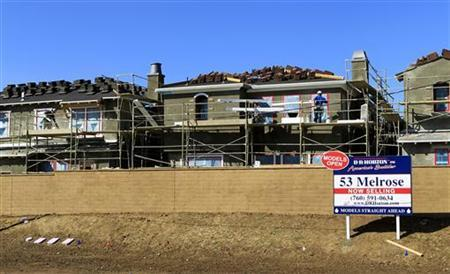 New US Housing Construction Up Dramatically
