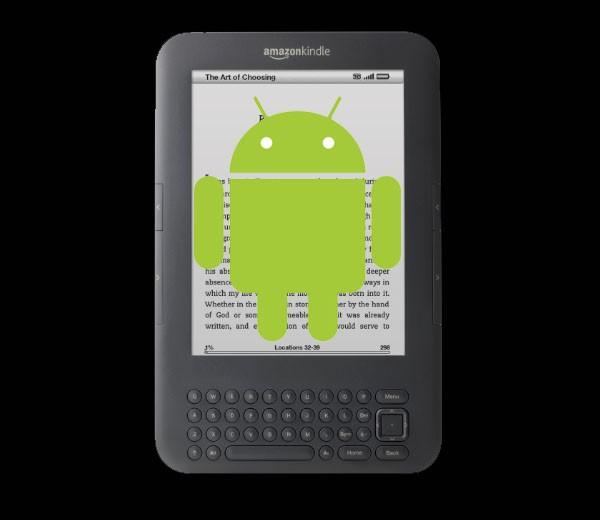 Is an Android-powered Kindle on the way?