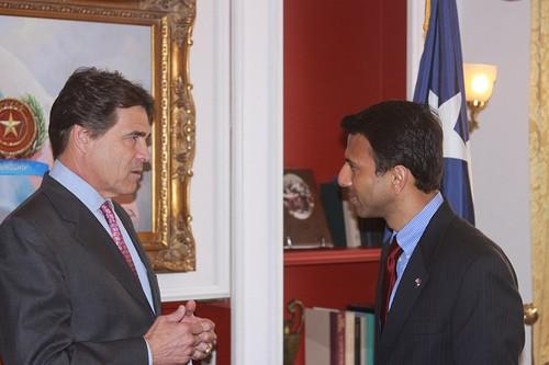 Rick Perry and Bobby Jindal