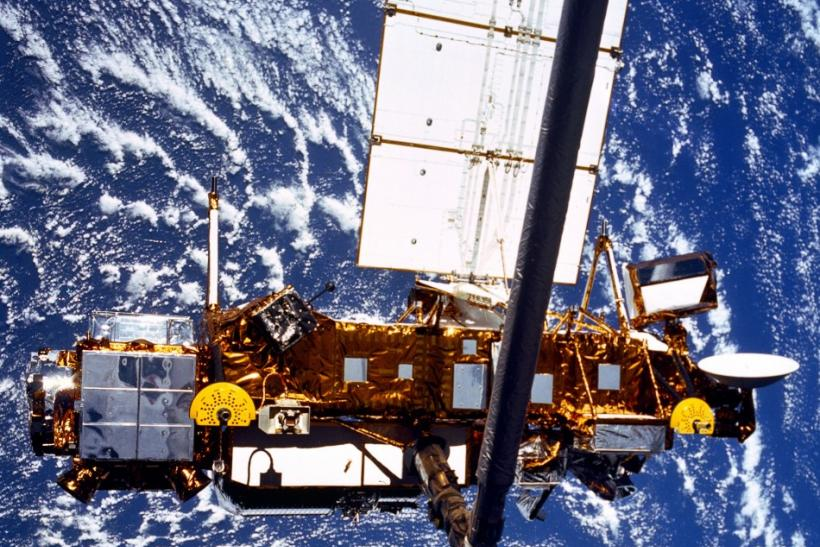 NASA UARS Satellite