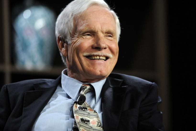 Ted Turner participates in the 2010 Milken Institute Global Conference in Beverly Hills, California
