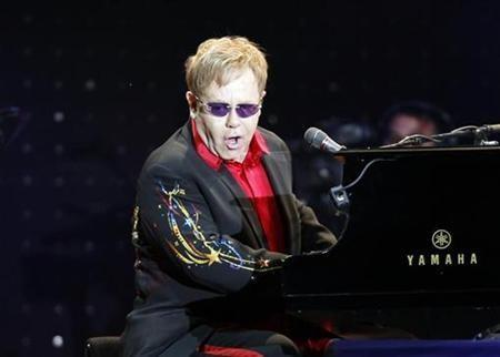 Elton John: 'I Used To Be A Monster'
