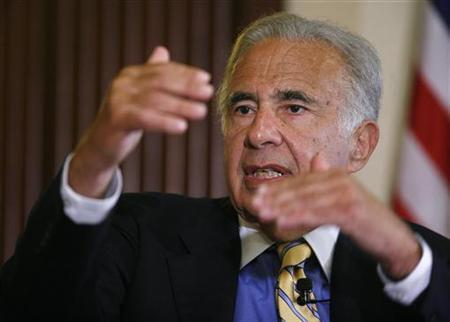 Icahn: Restore Glass-Steagall, Curb 'Too Big To Fail'