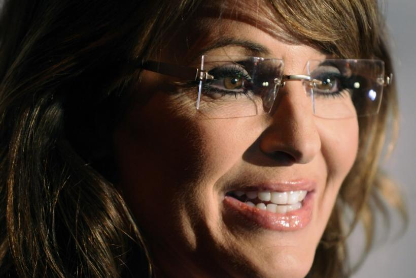 Sarah Palin: I'd Vote for Newt in South Carolina