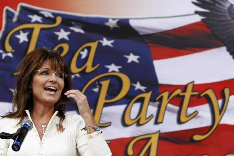 Sarah Palin at Tea Party Rally