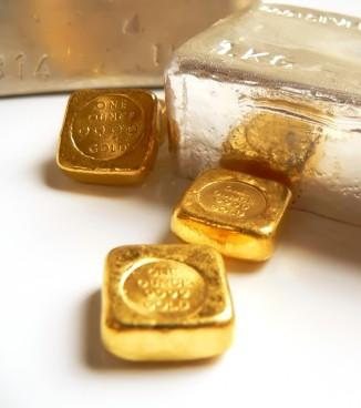 Gold and Silver Fall After EC