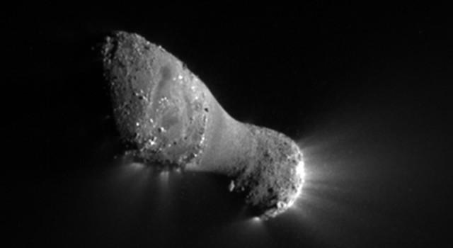 Researchers Find Ocean-Like Water on Comet