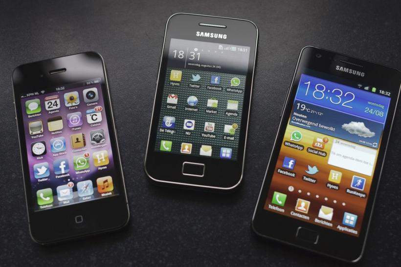 Top Phones of 2011
