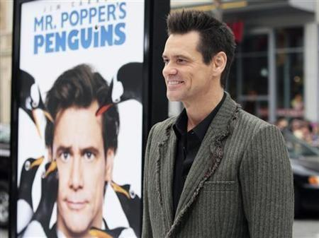 Jim Carrey Vs. Fox News, 'A Giant Culture Fart'