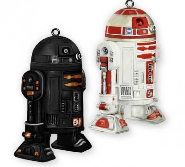 Hallmark's New York Comic-Con Exclusive R2 Units