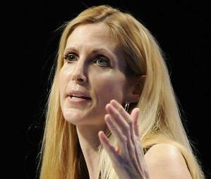 Ann Coulter Slams Newt Gingrich