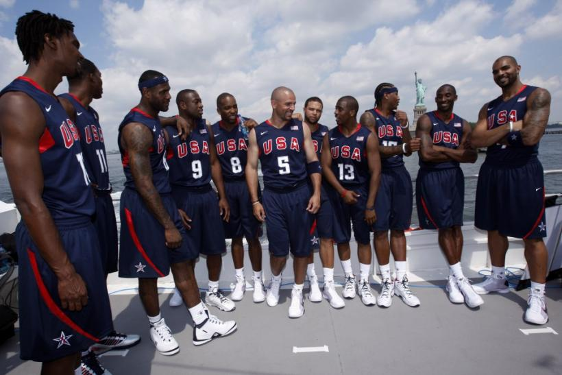 Only some NBA all-stars, including a few from 2008 Team U.S.A., have signed deals for the NBA world tour during the NBA lockout. Others have dropped out.