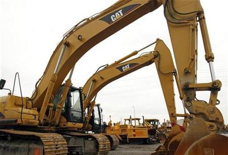Caterpillar Warns Of Weak 2013