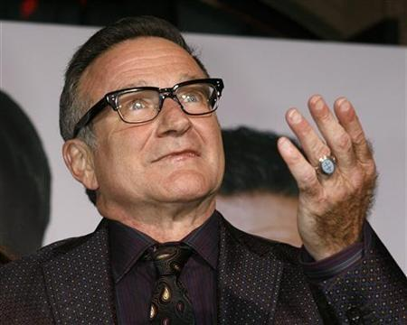 Actor Robin Williams Marries a Third Time