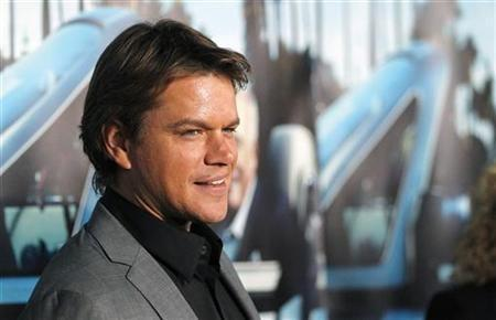 Matt Damon To Guest Star On 'House of Lies'