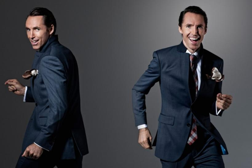 The Steve Nash Collection for Indochino