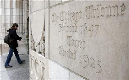 Tribune Co On Verge Of Becoming TV Station Giant