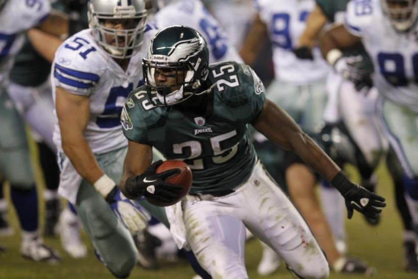 Philadelphia Eagles back LeSean McCoy should be considered the best running back in the NFL this season.