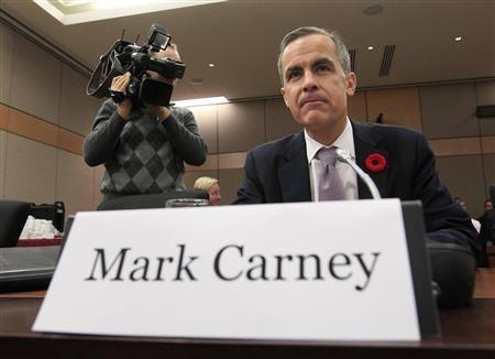 Bank of Canada's Carney says vigilant on C$ impact on...