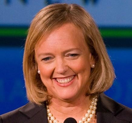 Margaret (Meg) Whitman, CEO, Hewlett-Packard