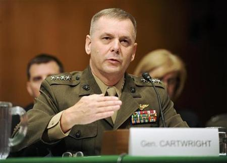 Retired US General Under Probe In Iran Cyberattack Leak