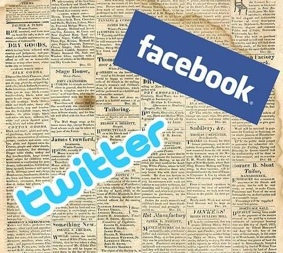 If posts are structured carefully, Twitter and Facebook can be enormous sources of readership and revenue dollars for people, brands and companies.
