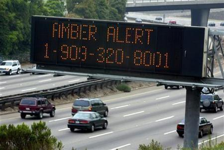 Driver In Amber Alert Kills Himself